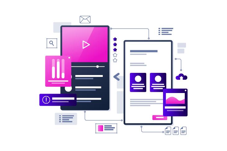 A mock up design to leverage UI/UX